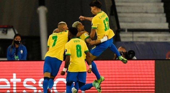 Brasil x Peru: SBT/ TV Jornal transmite decisão da seleção brasileira; saiba data, horário e informações da partida