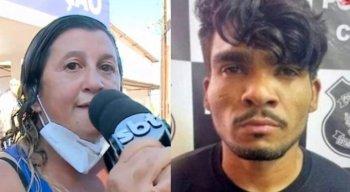 Dona Pitchula denunciou ex-sogra de Lázaro