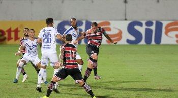 Santa Cruz perdeu mais uma na Série C, desta vez, para o Paysandu