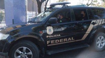 Polícia Federal entrou em ação.