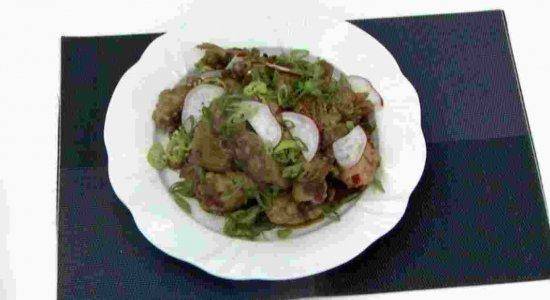 Frango Agridoce: receita deliciosa do chef Rivandro França