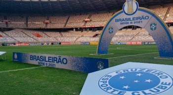 Cruzeiro recebe o Coritiba no estádio Mineirão, pela Série B