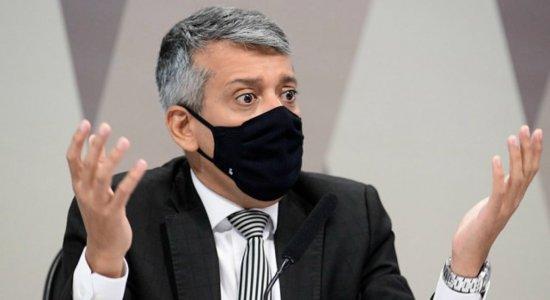 CPI da Covid: Omar Aziz manda prender Roberto Dias durante depoimento de ex-diretor da Saúde