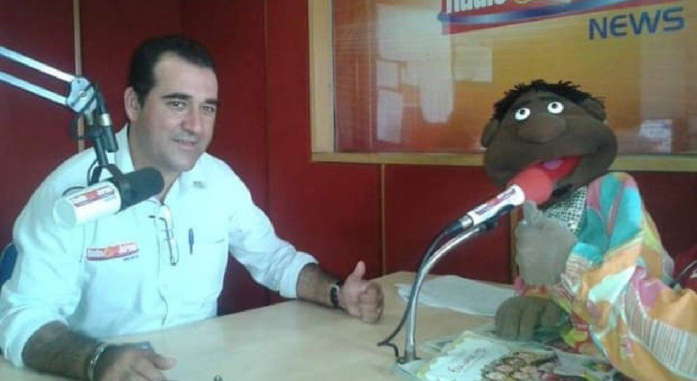 Arquivo pessoal/Givanildo Silveira