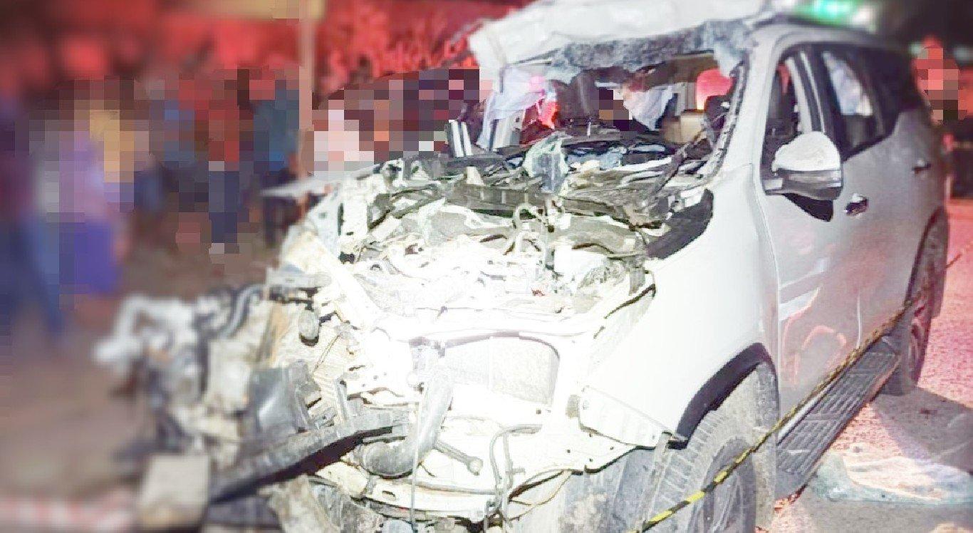 Acidente ocorreu na BR-423, em Lajedo