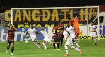 Fluminense venceu o Sport na Ilha do Retiro de virada