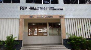 Federação Espírita Pernambucana funciona no bairro do Espinheiro, na Zona Norte do Recife