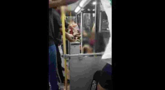 Mulher agredida por fiscais em ônibus no Recife detalha tudo o que aconteceu: ''não queriam saber os meus motivos''