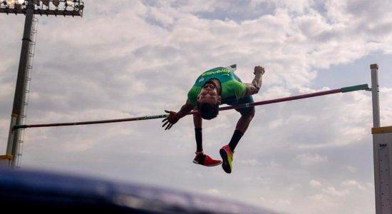 Jeohsah Beserra mora em Pesqueira, no Agreste, e vai representar o Brasil nas Paralimpíadas de Tóquio