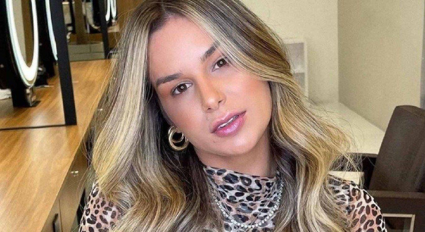 Pamella Holanda teve relacionamento com DJ Ivis