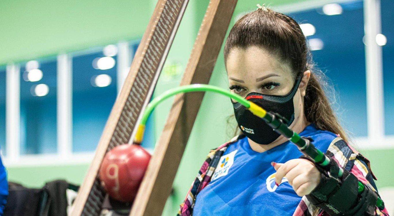 Evani Calado é natural da cidade de Garanhuns, no Agreste, e vai disputar nas Paralimpíadas de Tóquio