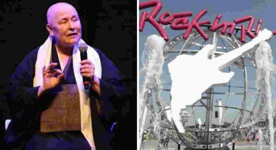 Monja Coen participará de festival de conversas do Rock in Rio