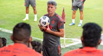 Renato Gaúcho vai estrear no comando do Flamengo diante do Defensa y Justicia, pela Libertadores