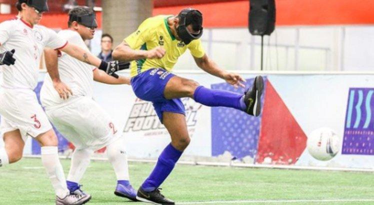 Raimundo Nonato vai representar o Brasil nas Paralimpíadas de Tóquio