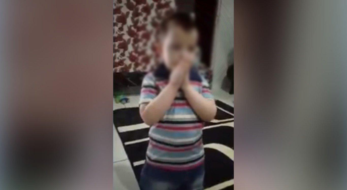 Aylan Kieling aparece em vídeo rezando dias antes de ser internado com Covid-19