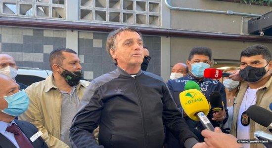 Jair Bolsonaro diz que não vai tomar vacina da covid-19: ''jogar R$ 10 na loteria para ganhar R$ 2''