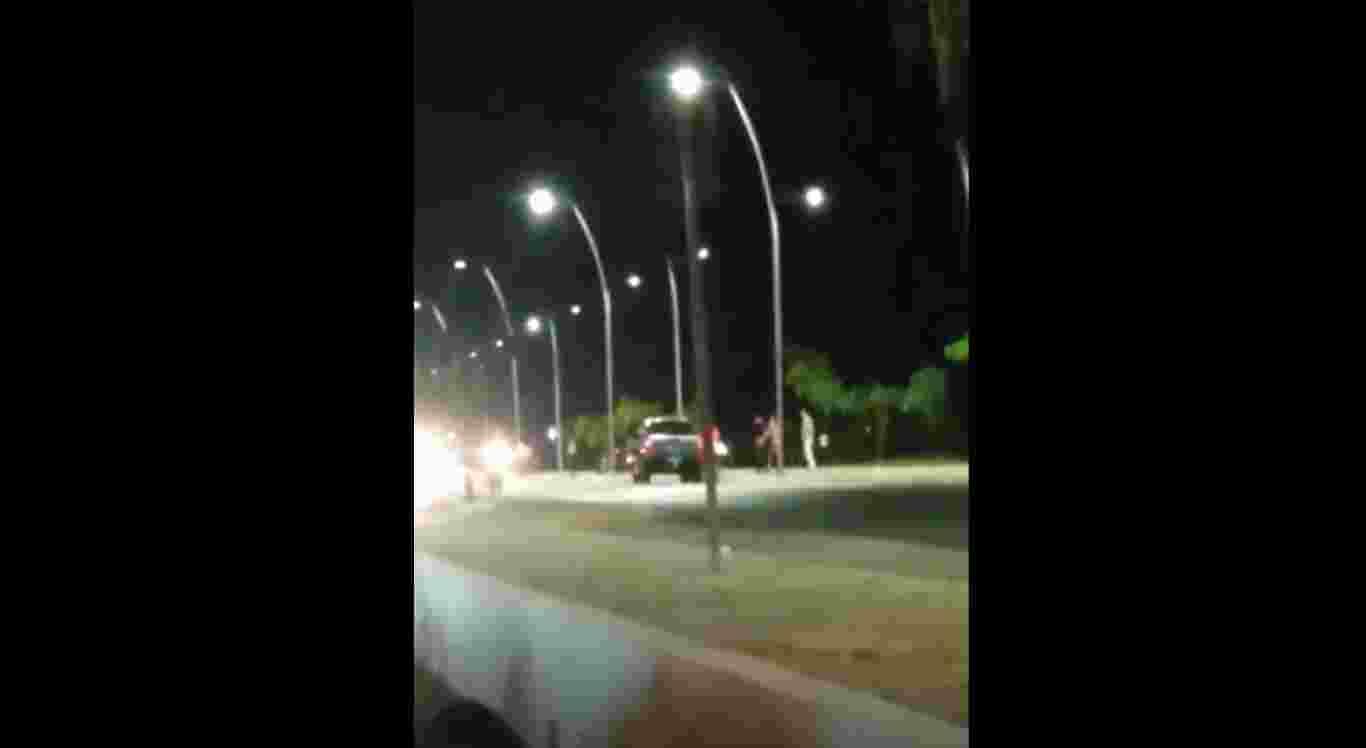 Ataque aconteceu na orla de Petrolina, Sertão de Pernambuco