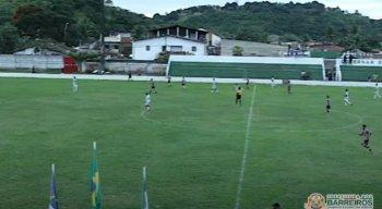 Sub-20 do Santa Cruz perdeu amistoso para a Seleção de Barreiros