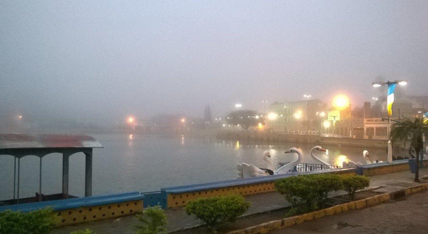 Cidade de Triunfo, em Pernambuco, no Sertão