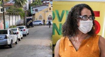 O sargento da PM trabalhava como motorista da vice-governadora de Pernambuco, Luciana Santos