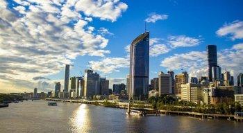 Brisbane fica localizada na Austrália
