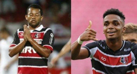 Santa Cruz acerta retorno dos atacantes Lelê e Elias Carioca para a disputa da Série C