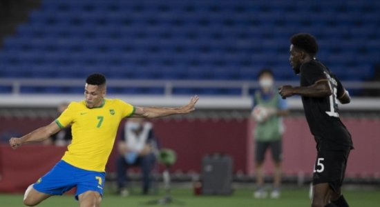 Brasil enfrentou Alemanha nesta quinta-feira (22)