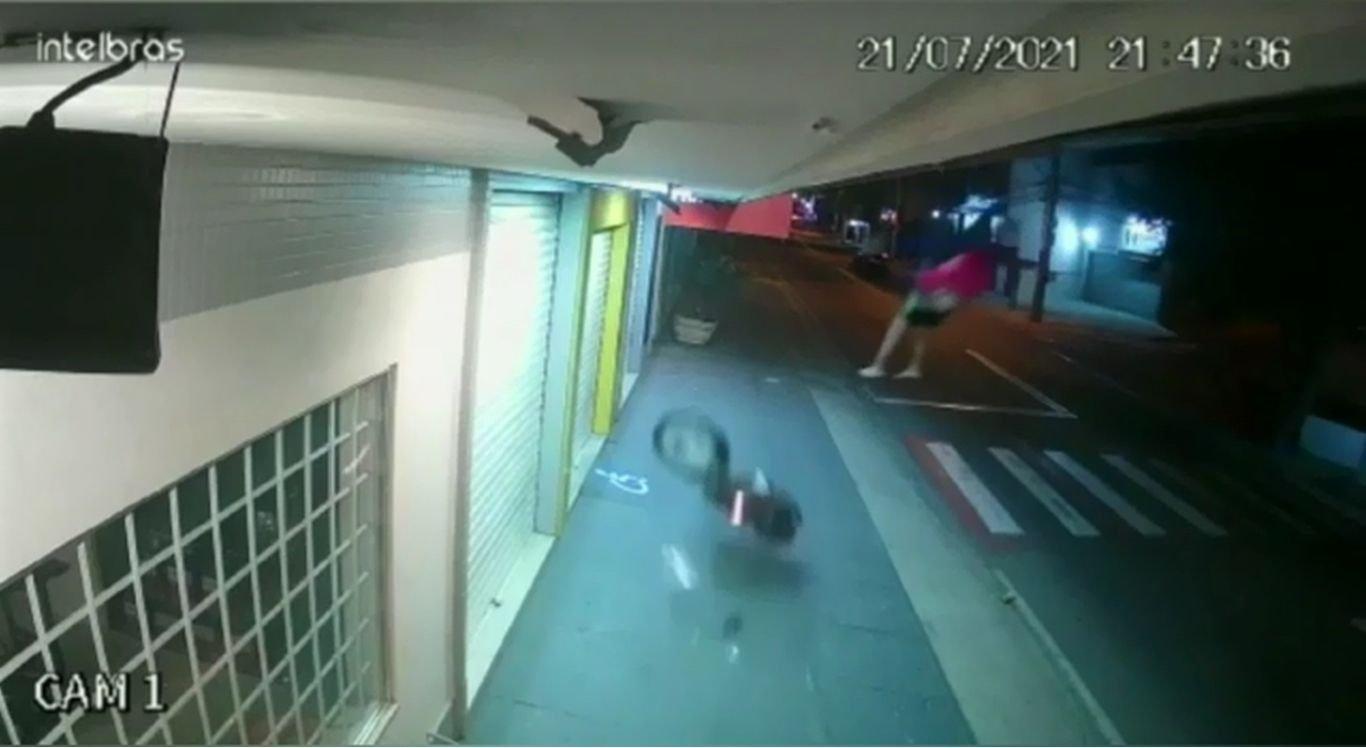 O acidente aconteceu no Sul do Espírito Santo