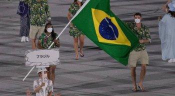 Abertura das Olimpíadas de Tóquio ocorreu nesta sexta-feira (23)