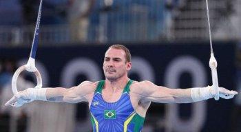 Arthur Zanetti, nas Olimpíadas de Tóquio