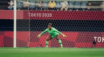 A goleira pernambucana Bárbara disputa sua quarta Olimpíada