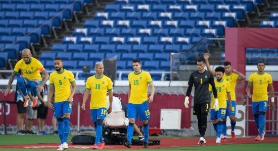 Brasil venceu a Arábia Saudita e garantiu vaga nas quartas de final.
