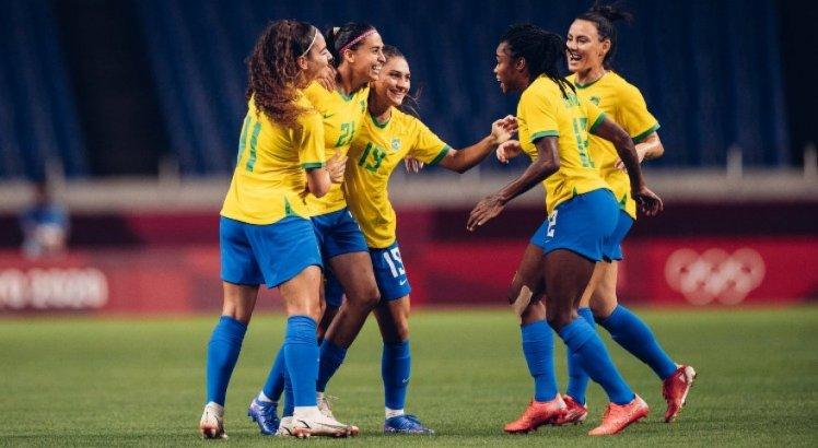 Brasil e Zâmbia: Acompanhe os melhores momentos e veja imagens do jogo desta terça (27) nas Olimpíadas de Tóquio