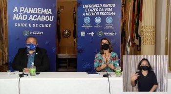 A secretária Ana Paula Vilaça anunciou flexibilizações que passam a valer a partir da próxima segunda (2) em Pernambuco.
