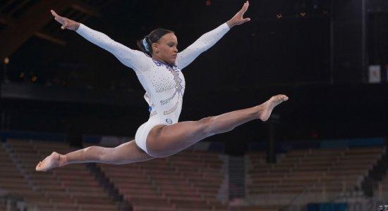 Rebeca Andrade já tem medalha de ouro, de prata e ainda pode ganhar mais nas Olimpíadas de Tóquio; veja a próxima prova