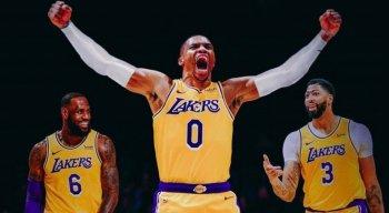 Westbrook pode jogar ao lado de LeBron James e Anthony Davis