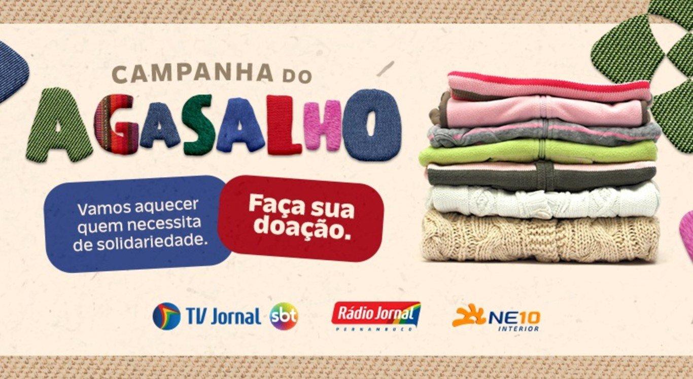 Campanha do Agasalho é promovida pelo Sistema Jornal do Commercio