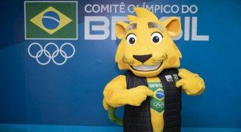 Ginga é o mascote do Time Brasil nas Olimpíadas