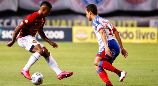 Sport arranca vitória contra o Bahia e deixa a zona do rebaixamento