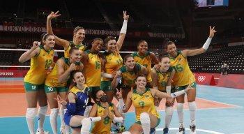 Na próxima fase, as brasileiras vão enfrentar o Comitê Olímpico Russo na quarta-feira (4), em horário a ser definido.