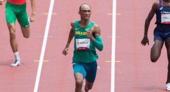 Alison dos Santos nos 400m com barreiras: acidente na infância, cabelo, bom humor e