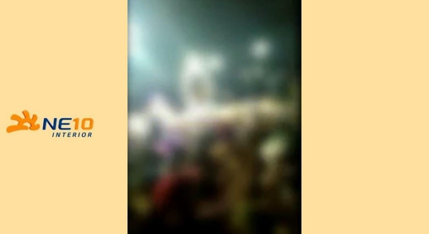 Vídeos que mostram aglomeração após inauguração de praça no Agreste de Pernambuco viralizam