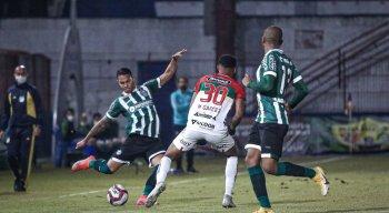 Brusque e Coritiba ficaram no empate, pela Série B