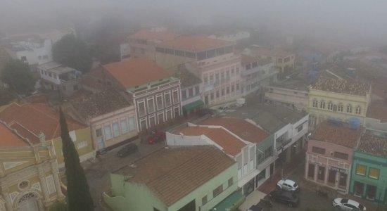 Cidade de Triunfo, no Sertão