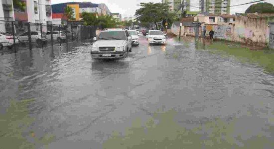 Veja onde mais teve chuva nas últimas 24h, o motivo de tanta água e previsão do tempo