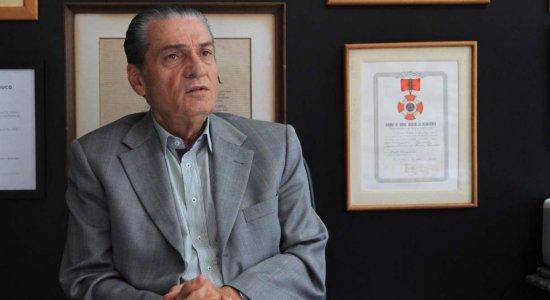 João Campos decreta luto oficial de sete dias no Recife pela morte de Joaquim Francisco