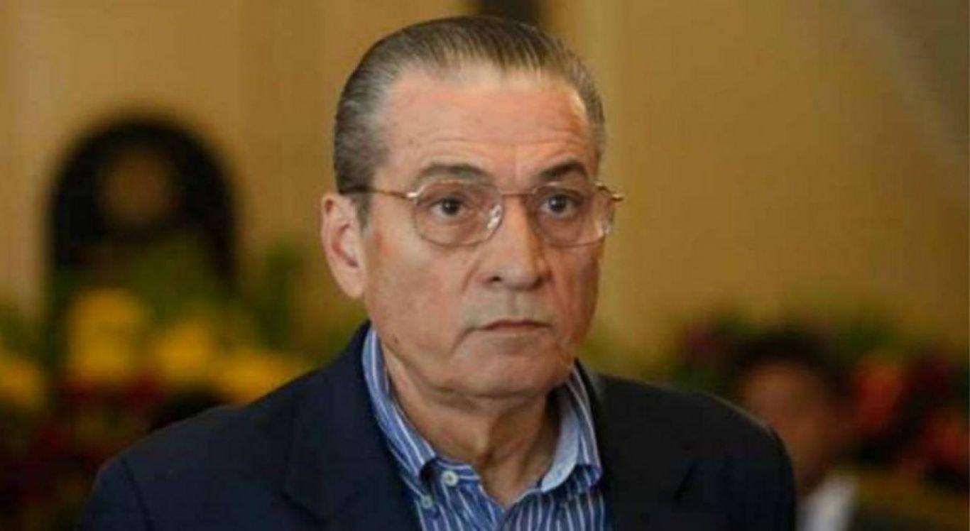 Político estava internado no Hospital Português, onde fazia tratamento de câncer