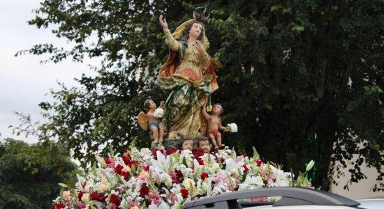 Festa de Nossa Senhora da Assunção será promovida de 5 a 15 de agosto em Caruaru