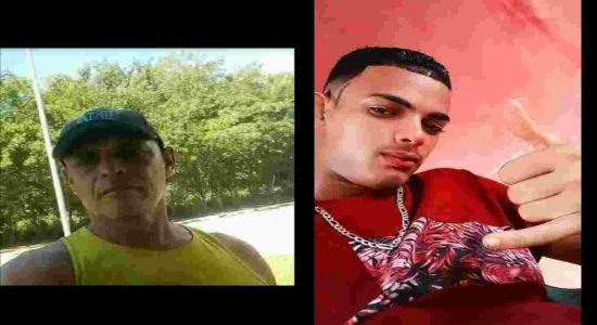 Homem invade casa, mata pai de 52 anos e filho de 17 anos na frente de mãe, em Paudalho, na Zona da Mata Norte de Pernambuco
