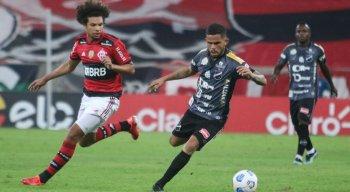 ABC e Flamengo se enfrentam pela Copa do Brasil